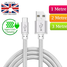 Samsung Heavyduty Braided Fast Charge USB C Type C Data Phone Charger Sync Cable
