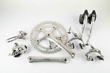 Campagnolo Chorus 8-speed group set with shifting brake levers from the 1990s