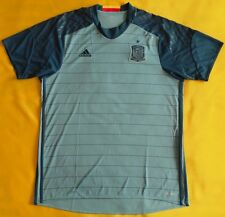 Spain Jersey 2016 Goalkeeper XL Shirt Mens Camiseta Football Soccer Adidas ig93