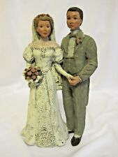 Sarah's Attic Promised Love Figurine Bride Groom #3835 Coa Numbered