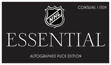 NHL Hobby Box - Essential Memorabilia Edition - 1 puck per box - Hockey  + coa