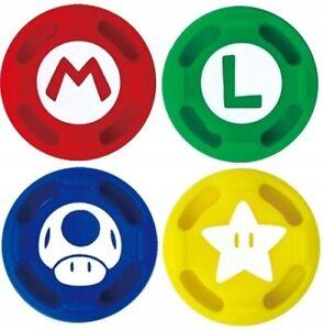 Switch Stick Tips (Super Mario) (4-in-1 Set)