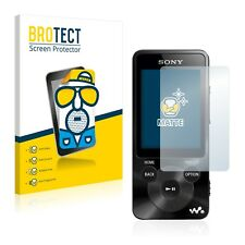 2x BROTECT Matte Screen Protector for Sony Walkman NWZ-E585 Protection Film
