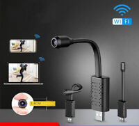 Mini IP Kamera USB WiFi Camera WLAN Überwachungkamera Hidden KameraHD 1080P