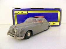 SMTS 1/43 CL20 JAGUAR MKII ROAD SILVER GREY