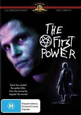 The First Power (Lou Diamond Phillips) DVD REGION FREE - NEW SEALED - FREE POST!