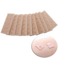Agujas de prensa de acupuntura desechables de 100 piezas para piel de ore*ws