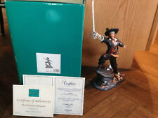 WDCC WALT DISNEY CLASSICS COLLECTION CAPTAIN BARBOSSA BNIB