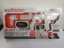 Appblaster Apptoyz game Blaster Gun iphone and ipod touch new in box Fun to play