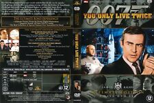 You Only Live Twice (DVD, 2006, 2-Disc Set) Donald Pleasence, Sean Connery