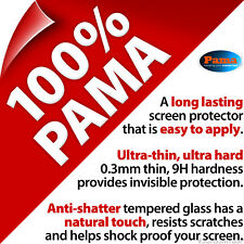 Pama Tempered Glass Screen Protector Rounded Edge Guard Film for Sony Xperia Z5