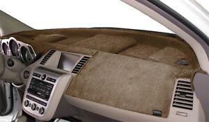 Fits Infiniti I30 I35 2001-2004 Velour Dash Board Cover Mat Mocha
