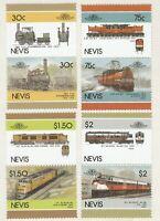 Eisenbahn Nevis postfrisch 235