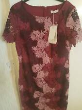 SIZE 16 PER UNA  NOUVEAU REFRESH DRESS MARKS AND SPENCER 85.00
