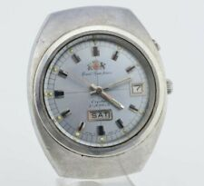 I717 Vintage Orient Racer Junior Automatic Watch Needs Repair Cal.1942 Jdm 63.4