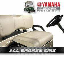 GENUINE YAMAHA GOLF CART BUGGY FACTORY IVORY BOTTOM SEAT COVER - G29 Drive YDR