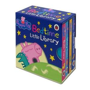 Peppa Pig Bedtime Little Library By Ladybird Book NEW
