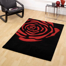 Monte Carlo Rectangle Modern Rugs