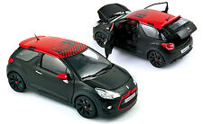 NOREV 1/18 CITROEN DS3 RACING S.LOEB 2012 BLACK