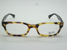NEW Authentic Ray Ban RB 5150 5608 Yellow Havana/Black 50mm RX Eyeglasses