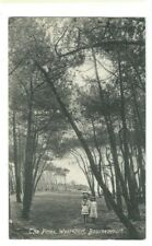 Postcard The Pines West Cliff  Bournemouth  1918