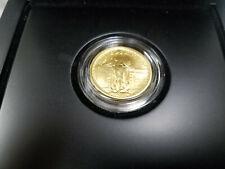 2016 Standing Liberty Quarter Centennial Gold Coin 1/4 Ounce US Mint W/ Box