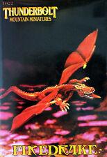 Thunderbolt Mountain Miniatures-Awesome Enterprises-25mm Firedrake - Tom Meier