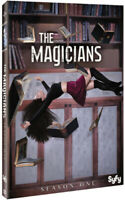 The Magicians: Season One [New DVD] Boxed Set, Slipsleeve Packaging, S