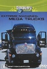 Extreme Machines - Mega Trucks (DVD, 2003, Discovery Channel, Racing)