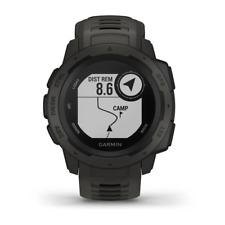Garmin Instinct Men's Running Watch - Graphite - 010-02064-00