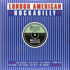 London American Rockabilly  LP Vinyl 180g 2 LP Gatefold Eddie Cochran and more
