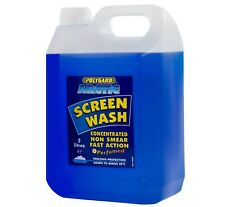 écran Wash 4 x 5L (20L) hautement Nettoyant vitre - 20c parfumé Arctique