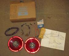 NOS 65 Ford Back Up Lamp Kit Galaxie 500 XL C5AZ-15499