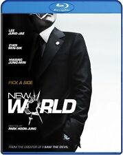 New World 신세계 (Blu-ray, 2013)  (WGU01424B)