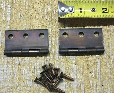 Hammond Organ M2 & early M3 Bench Hinges +Others?