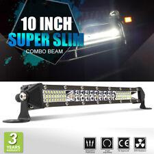 """10"""" Combo Beam LED Light Bar SLIMEST Strong Penetration for Winter Fog Snow 12"""""""