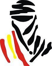 PEGATINA - STICKER - VINILO - VINYL - AUFKLEBER - Dakar España - Rally - Adesivi