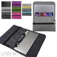Laptop Felt Sleeve Case Cover Bag for Acer Notebooks Aspire, Swift, ChromeBook