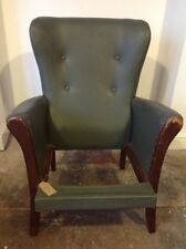 Upholstery Wingback Armchairs