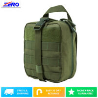 Green Rip Away EMT MOLLE Utility Medic Bag First Aid Tool Pouch PALS Utility
