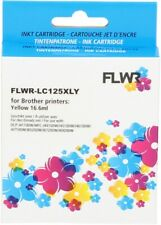 FLWR LC-125XLY Yellow Compatible Cartridge for FLWR Brother NON OEM