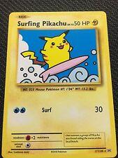 Pokemon : XY EVOLUTIONS SURFING PIKACHU 111/108 SECRET RARE