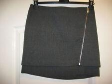 H&M Business Patternless Regular Size Skirts for Women