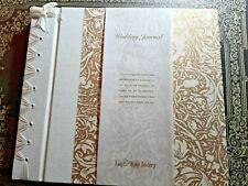Rag & Bone Bindery Wedding Journal
