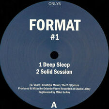FORMAT - #1 – ONLY6  / Solid Session, Destination - Technoclassic / Houseclassic