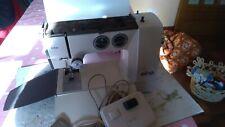 Machine à coudre Elna Lotus pour pièces ou à réparer