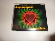 CD  Lovemachine (Aquagen)