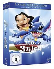 LILO & STITCH 1-2 FILM COLLECTION TEIL 1 & 2 DVD BOX DISNEY CLASSICS DEUTSCH