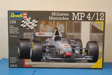 NEW REVELL McLaren Mercedes MP4/12 Item 07215 1/24 Scale Plastic Model Kit