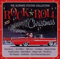 ROCK'N ROLL CHRISTMAS (LIM.METALBOX ED.) 3 CD NEW+